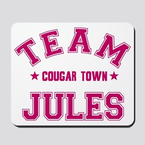 cougar-town_team-jules Mousepad