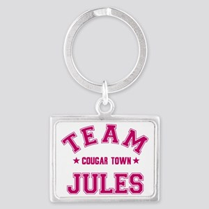 cougar-town_team-jules Landscape Keychain