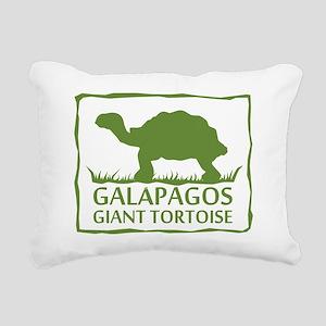 Galapagos Rectangular Canvas Pillow