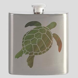 swimmingturtle Flask