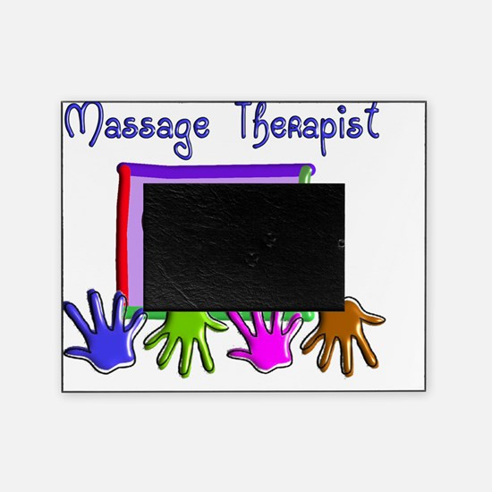 Massage Therapist Picture Frame