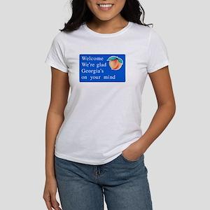 Welcome to Georgia - USA Women's T-Shirt