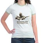 Vengeful Jr. Ringer T-Shirt