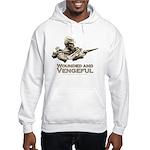 Vengeful Hooded Sweatshirt