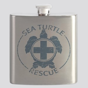 seaturtlerescue Flask