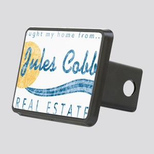 cougar-town_retro-jules-re Rectangular Hitch Cover