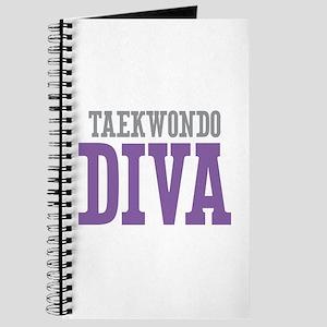 Taekwondo DIVA Journal