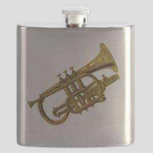 Cornet Flask