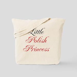 Little Polish Princess Tote Bag