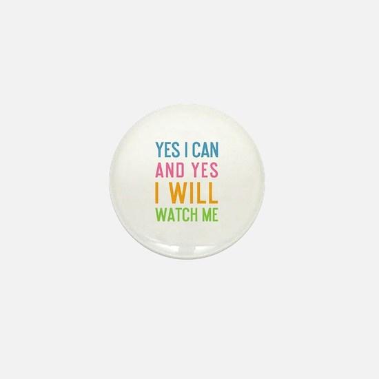 Unique Motivation Mini Button