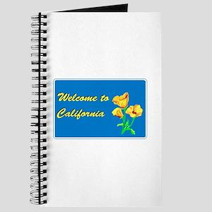 Welcome to California - USA Journal