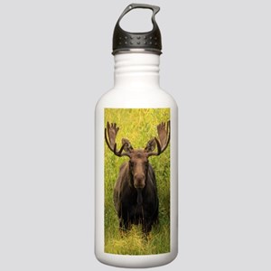 Shiras Moose Stainless Water Bottle 1.0L