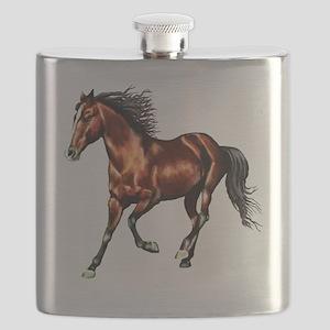 Bay Horse, Dreamer Flask