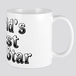 WORLDS BEST Porn Star Mug