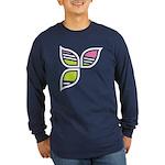bigleafwhite3-01 Long Sleeve T-Shirt