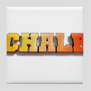 Chale TeamMT Tile Coaster