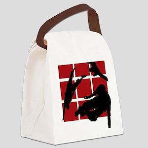 Parkour edge B Canvas Lunch Bag