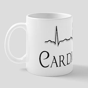 Cardiologist QRS Mug