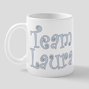 Team Laura Mug