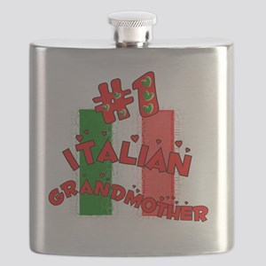 Italian Grandmother Flask