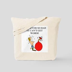 jewish humor gifts and t-shir Tote Bag