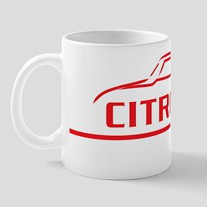 DS_21_Citroen_Red Mug