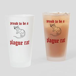 plaguerat Drinking Glass