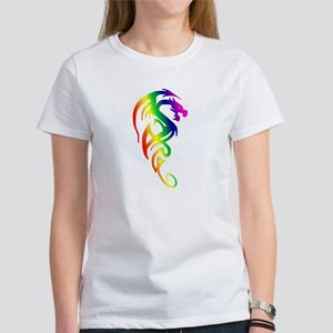 Tribal Dragon Women's T-Shirt