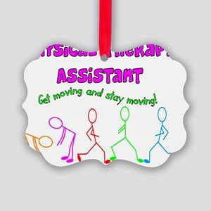 Physical Therapy Assistant Picture Ornament