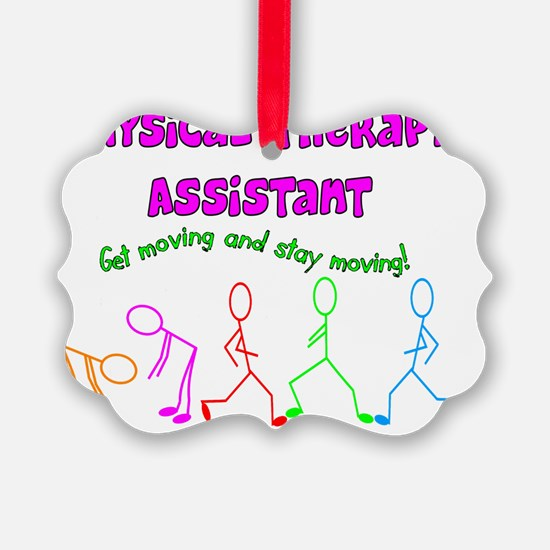 Physical Therapy Assistant Ornament