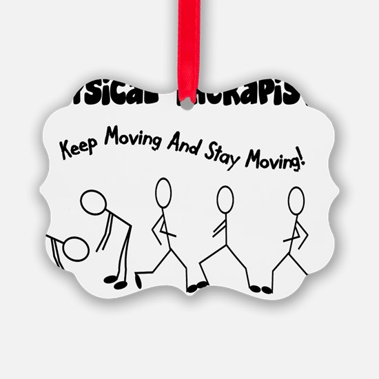 Physical Therapist Ornament