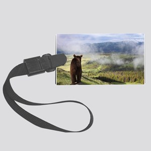 Jakes Overlook 6x4 Large Luggage Tag