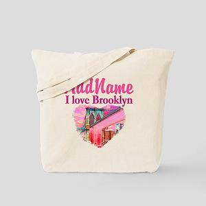 LOVE BROOKLYN Tote Bag