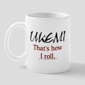 Ukemi - How I roll Mug