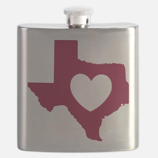 heart_maroon Flask