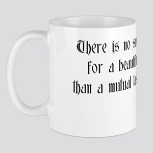 q-mutualtaste-square-light Mug