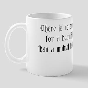 q-mutualtaste-square-light Mug