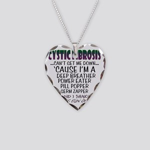 cant-get-me-down Necklace Heart Charm