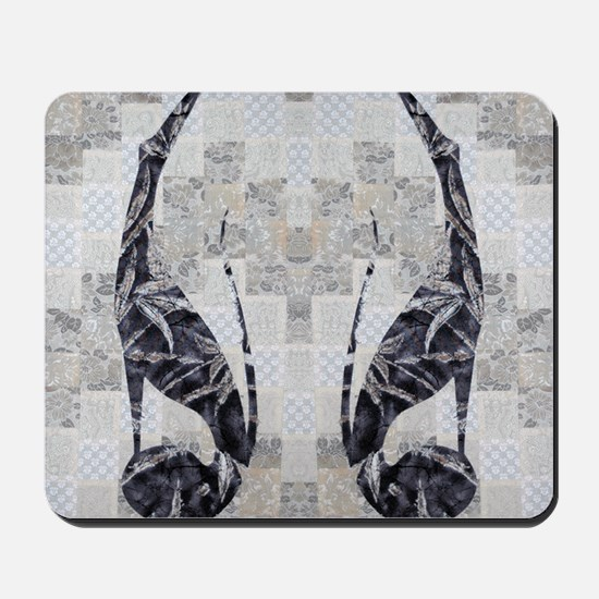 Brindle Duo Mousepad