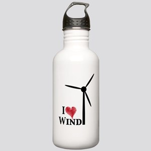 i love wind Stainless Water Bottle 1.0L
