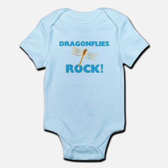 Dragonflies rock! Body Suit