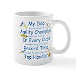 Agility Champion Mug