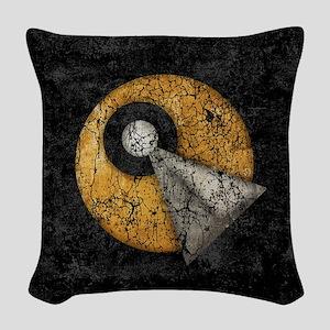 Vulcan IDIC Star Trek Woven Throw Pillow