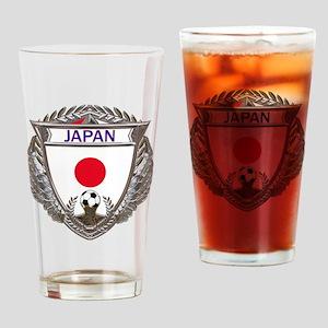 Japan Soccer Gym Bag Drinking Glass