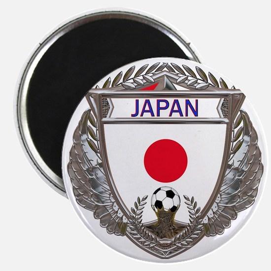 Japan Soccer Gym Bag Magnet