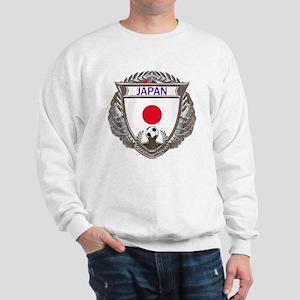 Japan Soccer Gym Bag Sweatshirt