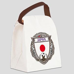 Japan Soccer Gym Bag Canvas Lunch Bag