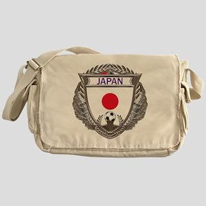 Japan Soccer Gym Bag Messenger Bag
