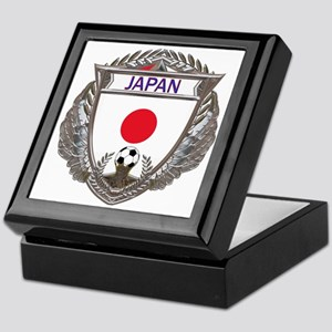 Japan Soccer Gym Bag Keepsake Box