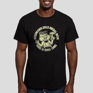 stegmaieryellow Men's Fitted T-Shirt (dark)